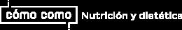 ¿Cómo como? Nutrición